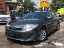 Used 2013 Toyota Camry Leather, ReverseCamera, HtdSeats&Bluetooth! for sale in York, ON