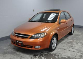 Used 2007 Chevrolet Optra5 LT, IDEAL STUDENT CAR,AUTO,AIR,SUNROOF'' for sale in Kitchener, ON