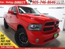 Used 2016 Dodge Ram 1500 TorRed Sport| NAVI| UPGRADED RIMS & TIRES| for sale in Burlington, ON