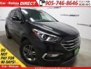 Used 2017 Hyundai Santa Fe Sport 2.4 SE| AWD| PANO ROOF| LEATHER| for sale in Burlington, ON
