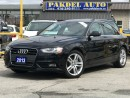 Used 2013 Audi A4 2.0T PREMIUM PLUS*NAVI*LOW KM*PUSH START*BLUETOOTH for sale in York, ON
