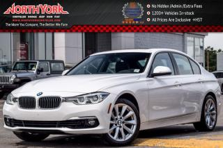 Used 2017 BMW 3 Series 330i xDrive|Nav|Sunroof|HTD Frnt Seats|Dual_Climate|18