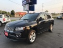 Used 2016 Jeep Compass High Altitude 4x4 with LEATHER and POWER ROOF for sale in Brantford, ON