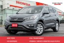 Used 2015 Honda CR-V EX-L (CVT) for sale in Whitby, ON