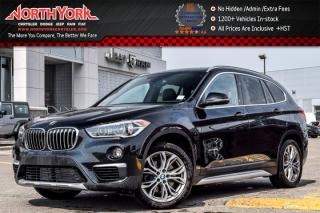 Used 2016 BMW X1 xDrive28i|Pano_Sunroof|Backup_Cam|Heat Frnt.Seats|Dual_Climate|18