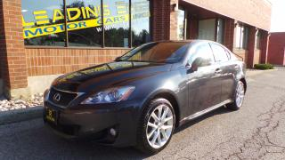 Used 2011 Lexus IS 250 for sale in Woodbridge, ON
