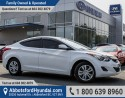 Used 2012 Hyundai Elantra GL BC OWNED & LOW KILOMETRES for sale in Abbotsford, BC