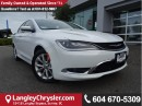 Used 2015 Chrysler 200 *ACCIDENT FREE* LOCAL BC CAR* for sale in Surrey, BC