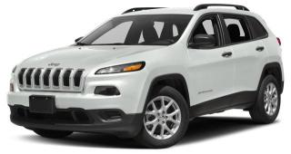 New 2017 Jeep Cherokee Sport for sale in Abbotsford, BC
