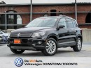 Used 2013 Volkswagen Tiguan COMFORTLINE 4Motion for sale in Toronto, ON