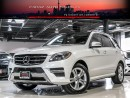 Used 2014 Mercedes-Benz ML 350 NAVI|BLINDSPOT|360CAM|LANE KEEP|PANO|BLUETEC|LOADED for sale in North York, ON