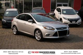 Used 2012 Ford Focus S 4D Sedan for sale in Vancouver, BC