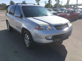 Used 2003 Acura MDX 4dr SUV Touring Pkg for sale in Coquitlam, BC