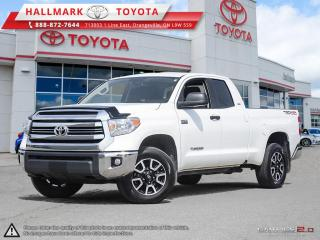 Used 2016 Toyota Tundra 4x4 Dbl Cab SR 5.7 6A for sale in Mono, ON