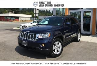 Used 2013 Jeep Grand Cherokee Laredo X / Navigation / Leather for sale in North Vancouver, BC