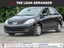 Used 2009 Nissan Versa for sale in Barrie, ON
