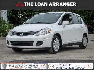 Used 2012 Nissan Versa for sale in Barrie, ON