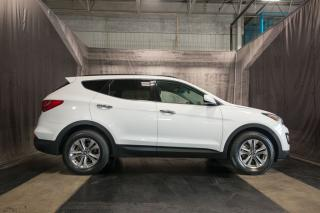 Used 2016 Hyundai Santa Fe PREMIUM w/ AWD / LEATHER for sale in Calgary, AB
