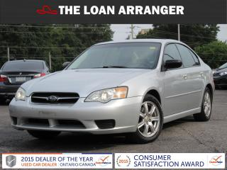 Used 2007 Subaru Legacy for sale in Barrie, ON