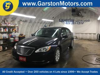 Used 2012 Chrysler 200 LX*2 12inch ALPINE TYPE S SUBWOOFERS*KEYLESS ENTRY*POWER WINDOWS/LOCKS/HEATED MIRRORS*TRACTION CONTROL*CLIMATE CONTROL*CRUISE CONTROL* for sale in Cambridge, ON
