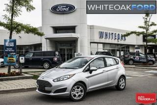 Used 2016 Ford Fiesta SE, 117KM !!!!!!!!!!! for sale in Mississauga, ON