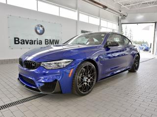 New 2018 BMW M4 Coupe for sale in Edmonton, AB