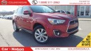 Used 2014 Mitsubishi RVR SE | LEATHER | LOW KMS | PANORAMIC ROOF | for sale in St Catharines, ON