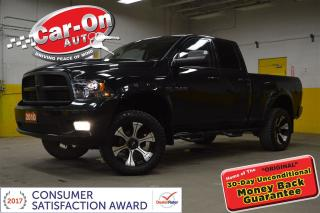 Used 2010 Dodge Ram 1500 SLT/Sport/TRX 4X4 HEMI LOADED for sale in Ottawa, ON