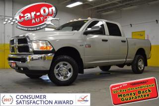 Used 2010 Dodge Ram 2500 SLT 2500 HEAVY DUTY HEMI 4X4 PWR GRP TOW PKG for sale in Ottawa, ON