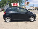 Used 2007 Toyota Yaris RS,$4988,H/B,151K,SAFETY+3YEARS WARRANTY INCLUDED for sale in North York, ON