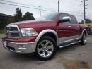 Used 2012 RAM 1500 Laramie for sale in Whitby, ON