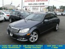 Used 2013 Mercedes-Benz C-Class C300 4Matic Navigation fully Loaded for sale in Mississauga, ON