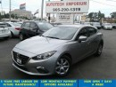 Used 2014 Mazda MAZDA3 Sport GX-SKY Hatchback Btooth/All Pwr &GPS*$49/wkly for sale in Mississauga, ON