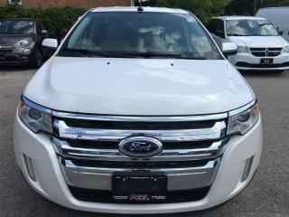 Used 2013 Ford Edge Limited**NAV**BACK-UP CAM** for sale in Mississauga, ON