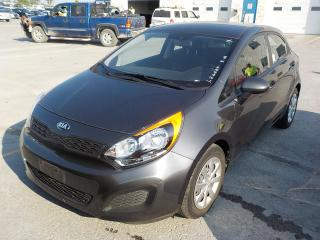 Used 2014 Kia Rio for sale in Innisfil, ON