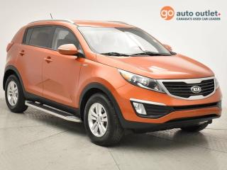 Used 2013 Kia Sportage LX All-wheel Drive for sale in Edmonton, AB
