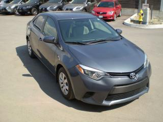 Used 2014 Toyota Corolla UPGRADED LUXURY LE CAMERA HEATED SEAT for sale in Toronto, ON