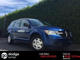 Used 2010 Dodge Journey SE + 7 PASSENGER + NO EXTRA DEALER FEES for sale in Surrey, BC