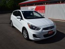 Used 2015 Hyundai Accent GL 4dr Hatchback for sale in Brantford, ON