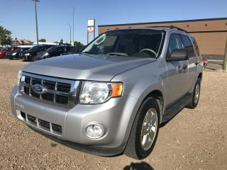 Used 2010 Ford Escape XLT 4WD for sale in Stettler, AB