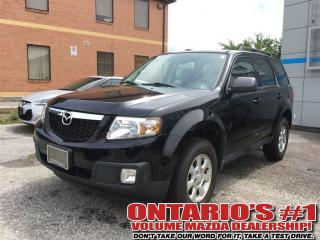 Used 2009 Mazda Tribute GX ONE OWNER  NO ACCIDENTS-CLEAN CAR-PROOF-TORONTO for sale in North York, ON