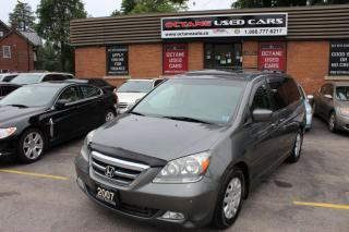 Used 2007 Honda Odyssey Touring for sale in Scarborough, ON