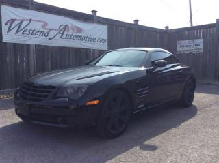 Used 2005 Chrysler Crossfire - for sale in Stittsville, ON