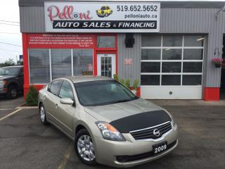 Used 2009 Nissan Altima 2.5 S NO ACCIDENTS for sale in London, ON