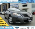 Used 2011 Toyota Camry LE | LOTS OF ROOM AND CARGO SPACE | SAVE FUEL | for sale in Brantford, ON