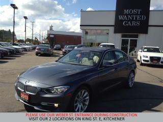 Used 2013 BMW 3 Series 328ix MODERN LINE | NAVIGATION | 4 NEW TIRES for sale in Kitchener, ON