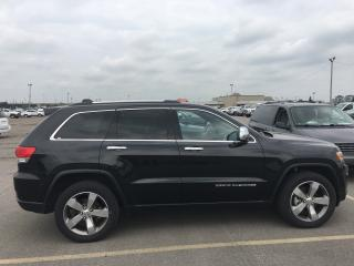 Used 2016 Jeep Grand Cherokee Limited for sale in York, ON