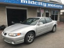 Used 2002 Pontiac Grand Prix SE for sale in Niagara Falls, ON