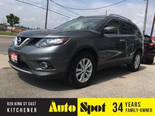 Used 2015 Nissan Rogue SV/LOADED/PRICED FOR A QUICK SALE ! for sale in Kitchener, ON