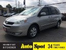 Used 2004 Toyota Sienna LE/WELL MAINTAINED !/PRICED FOR A QUICK SALE! for sale in Kitchener, ON